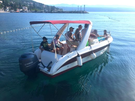 Powercraft Glidepath 22 in Opatija