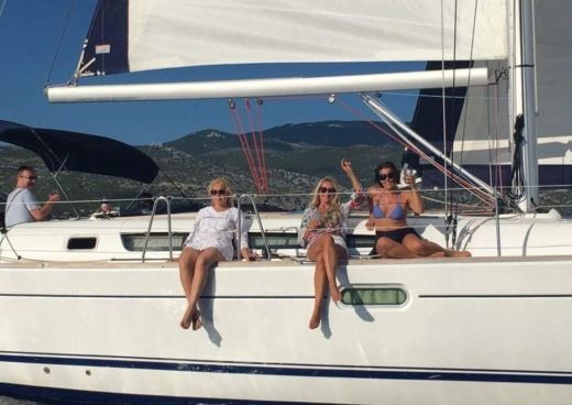 Jeanneau Sun Odyssey 45 in Rijeka for hire