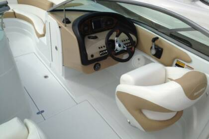 Hire Motorboat South Winds 2600 Cape Coral