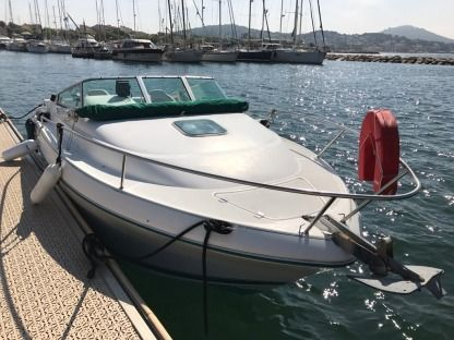 Rental Motorboat Jeanneau Leader 705 Sanary-sur-Mer