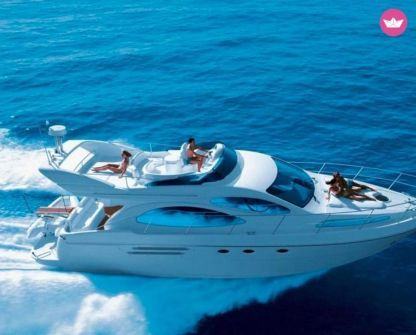 Charter Motorboat Astondoa Flybridge 46 Monaco