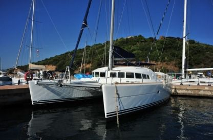 Rental Catamaran Lagoon 410 S2 Portisco