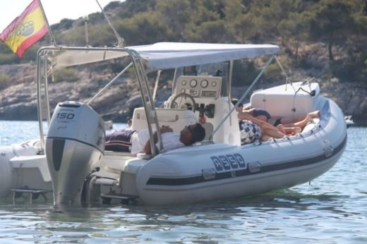 RIB Asso 620 for hire