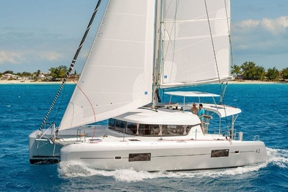 Rental Catamaran LAGOON 42 Laurium