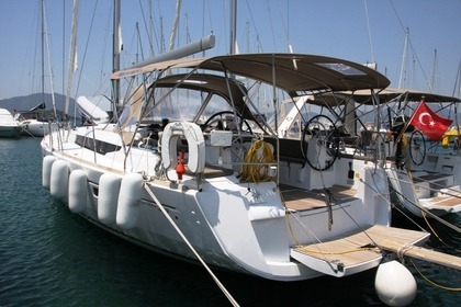 Rental Sailboat JEANNEAU SUN ODYSSEY 479 Marmaris