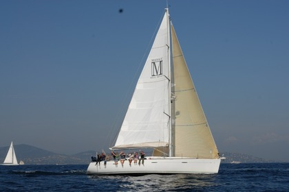 Location Voilier BENETEAU FIRST 47.7 Cannes