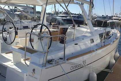 Rental Sailboat BENETEAU OCEANIS 35 Pomer