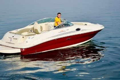 Verhuur Motorboot SEA RAY 240 Sun Deck Moniga del Garda