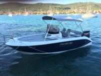 Fisher 20 Sundeck in Trogir for hire