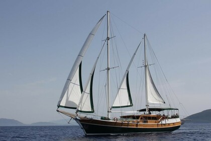 Miete Segelboot Turkey Gulet - Ketch Lefkada