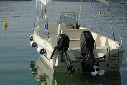 Hire Motorboat IONION 6 Lefkada