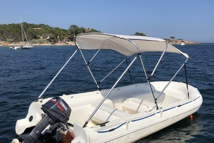 Hire Motorboat fun yack 390 Porto-Vecchio