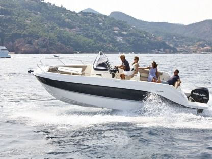 Charter Motorboat Quicksilver Activ 805 Open Dénia