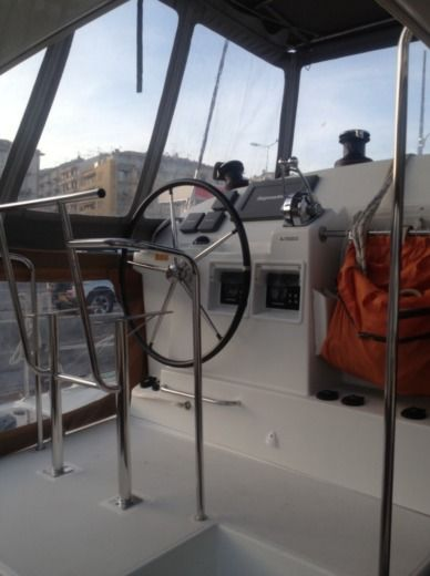 LAGOON Lagoon 400 in Ajaccio for hire