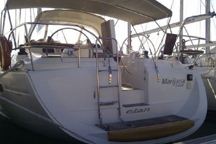 Hire Sailboat ELAN Elan 434 Impression Zadar