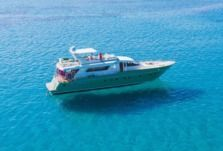 Charter Motorboat Cantiere Canados Italy Rethimno