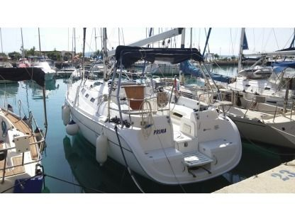 Charter Sailboat Hunter Marine 356 Makarska