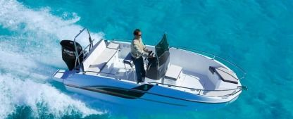 Rental Motorboat Beneteau Flyer 5.5 Space Deck Le Croisic