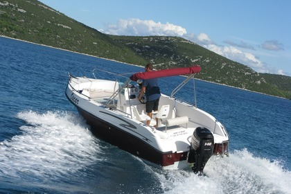 Hire Motorboat Reful Flyer 22 Open Biograd na Moru