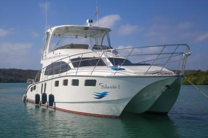 Rental Motorboat Sibarita 1 56 Feet Yacht Cartagena