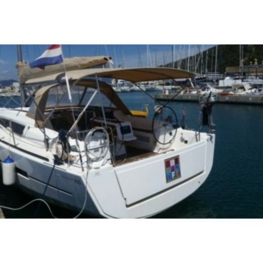 Dufour 410 Grand Large a Punta Ala