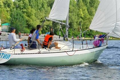 Hire Sailboat Poland Conrad 24 Kyiv