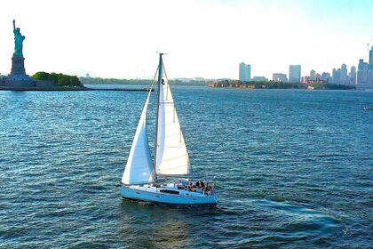 Rental Sailboat Beneteau 40 New York