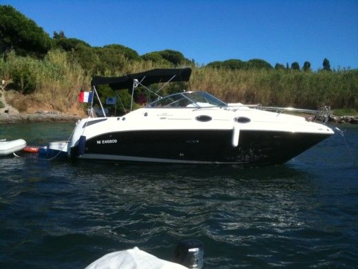 Barca a motore Sea Ray Sundencer 255 tra privati