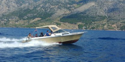 Charter Motorboat Windy 24 Hvar
