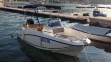 Motorboat Quicksilver 505 Activ