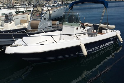 Verhuur Motorboot KELT White Shark 175 Club Marseille