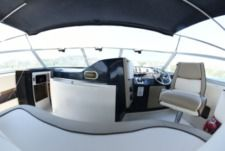 Sea Ray 450 Sundancer in Rhodes for hire