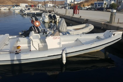 Rental RIB Scorpion 8.2 G2 Serifos