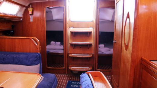 Rental sailboat in Preveza