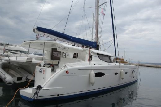 Fountaine Pajot Salina 48 in Dubrovnik for hire