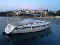 Elan 31 in Rovinj for rental
