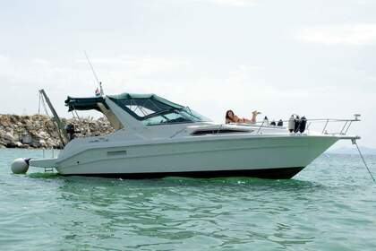 Hire Motorboat SEA RAY SUNDANCER Kavala