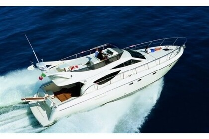 Rental Motorboat Ferretti 460 Podstrana