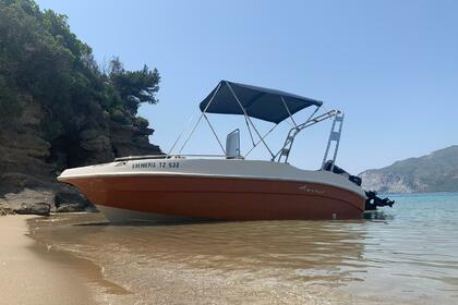 Rental Motorboat Nireus Pleasure Planos