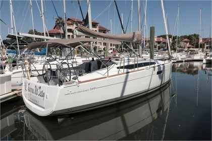 Charter Sailboat Jeanneau Sun Odyssey 349 St. Augustine