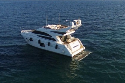 Location Yacht Princess V64 Antibes
