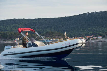 Rental RIB RIS Marine  1223ML Exclusive 650 Mali Losinj