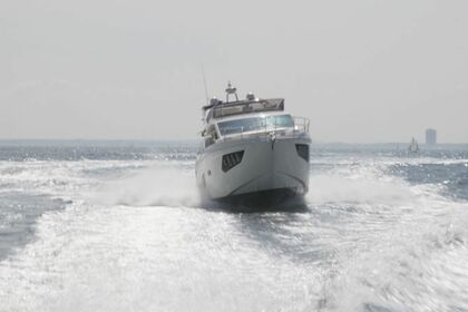 Charter Motorboat ABSOLUTE Fly 52 Trogir