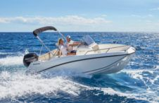 Motorboat Quicksilver Activ 505 Open 4 Temps