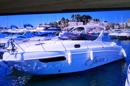 Rental Motorboat SAVER 7.50 cabin Bandol