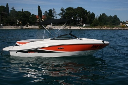 Hire Motorboat SEA RAY 190 SPORT Rovinj