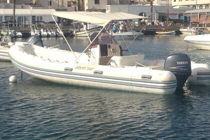 Location Semi-rigide JOKER BOAT COASTER 580 Pantelleria