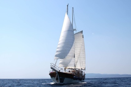 Rental Sailing yacht Custom gulet Libra Split