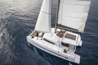Charter Catamaran Bali - Catana Bali 4.0 Canary Islands