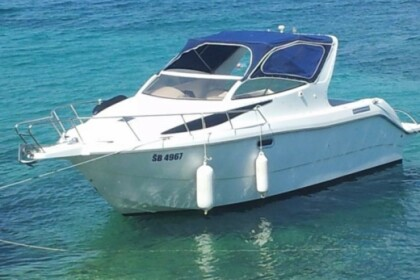 Hire Motorboat Custom Speedboat Brodarica